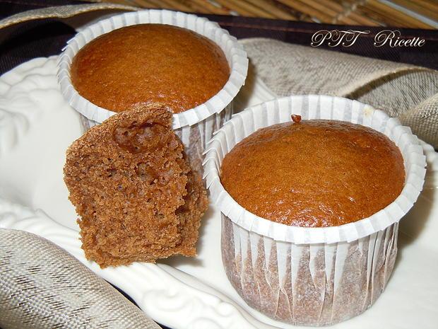 Muffin senza burro al caffè