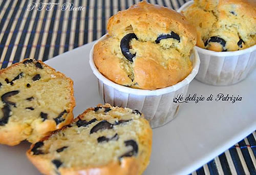 Muffins alle olive