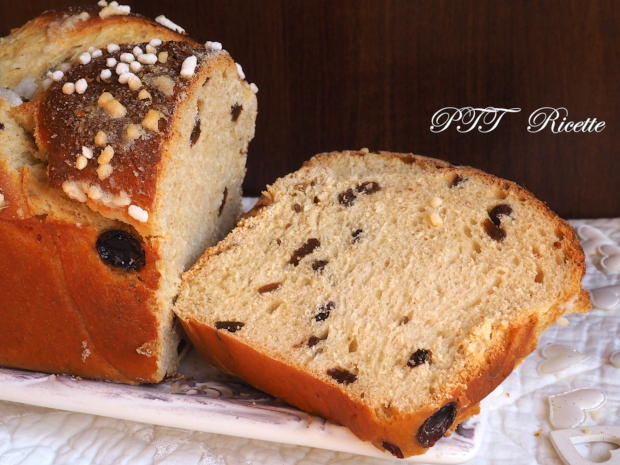 Pan Brioche soffice all'uvetta e semi di anice 15