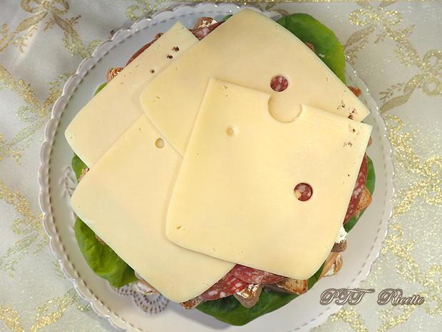 Pandoro gastronomico farcito 16