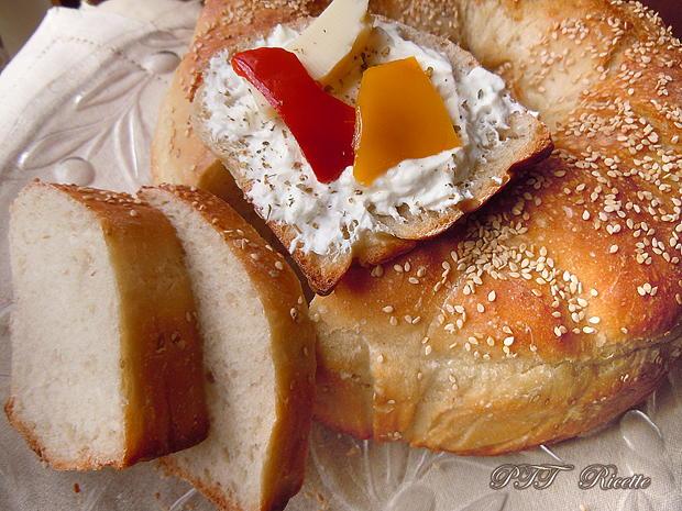 Pane con lievito madre 2