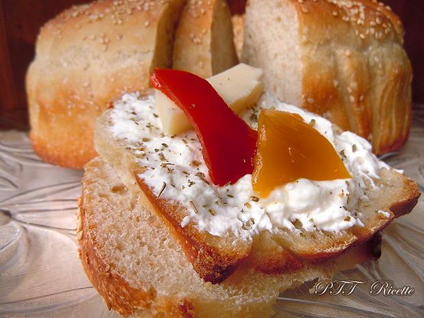 Pane con lievito madre 3