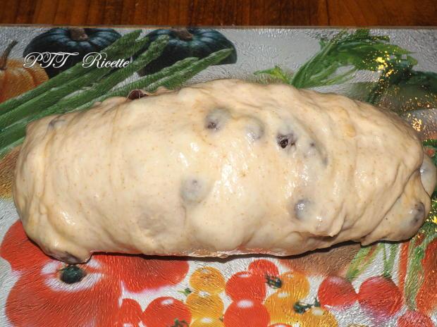 Pane dolce con lievito di kefir d'acqua e frutta secca 6
