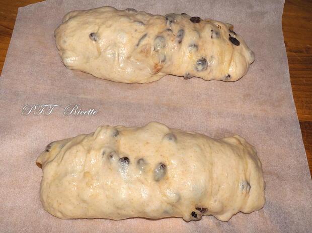 Pane dolce con lievito di kefir d'acqua e frutta secca 7