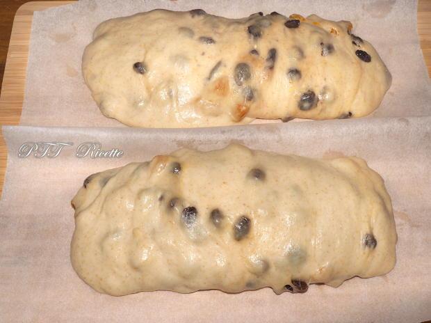 Pane dolce con lievito di kefir d'acqua e frutta secca 8