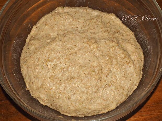 Panettone integrale senza zucchero, con uvetta 1