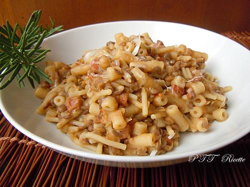Pasta e lenticchie riposata 2
