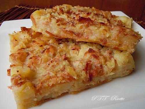 Pasticcio di patate al forno 8