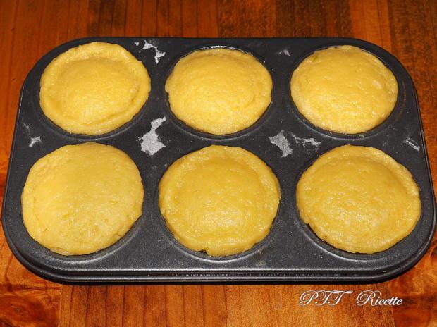 Pasticciotti con riso al limone e vaniglia 10