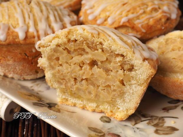 Pasticciotti con riso al limone e vaniglia 12