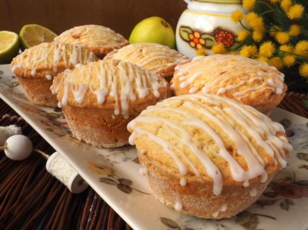 Pasticciotti con riso al limone e vaniglia 14