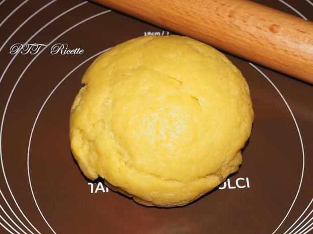 Pasticciotti con riso al limone e vaniglia 5