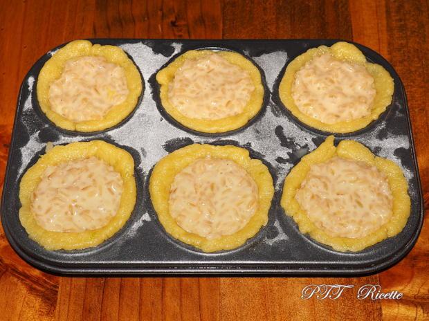 Pasticciotti con riso al limone e vaniglia 8