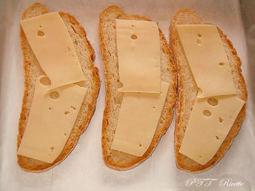 Pizzette di pane 1