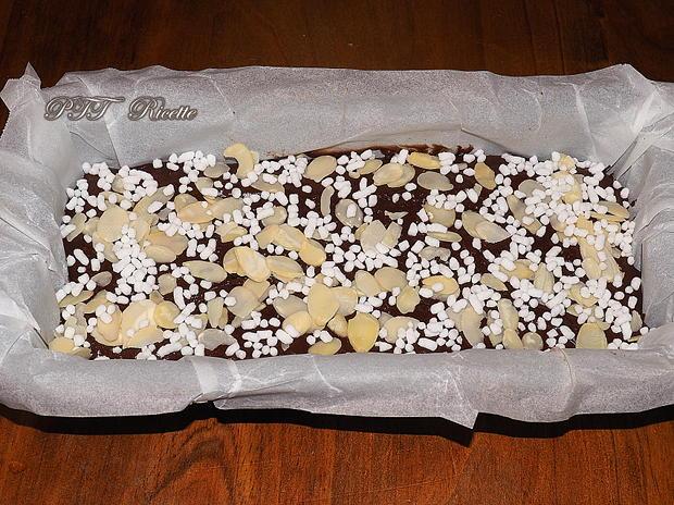 Plumcake al cacao senza grassi 3