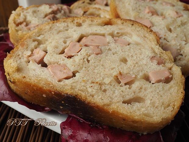 Plumcake con wurstel e provolone 9