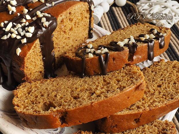 Plumcake con zucchero di canna integrale 3