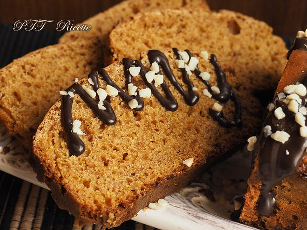Plumcake con zucchero di canna integrale 4
