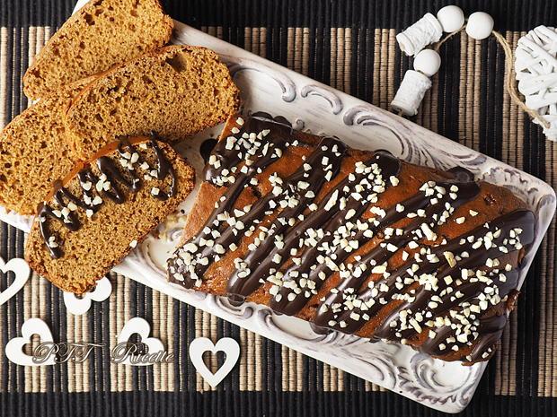 Plumcake con zucchero di canna integrale 5