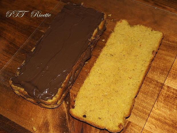 Plumcake soffice farcito con Nutella 6
