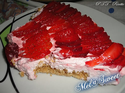 Rapid cheesecake alle fragole 1