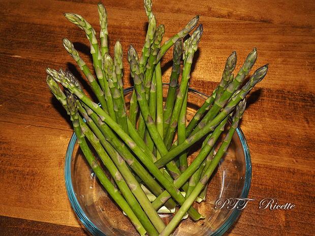 Risotto con asparagi e porro ptt ricette for Aglio porro