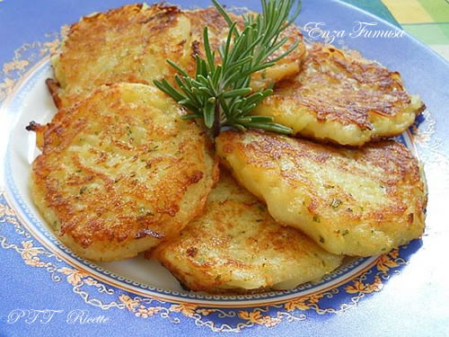 Rostini di patate
