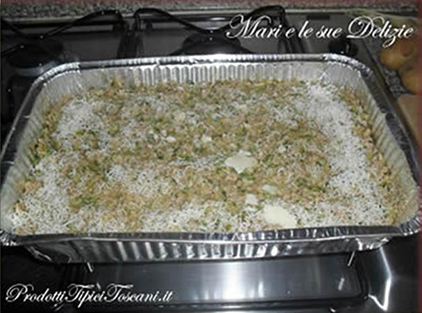 Sformato di carne e zucchine 3