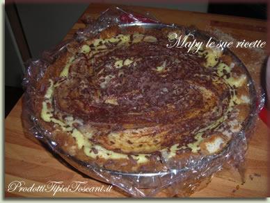 Tiramisù a torta