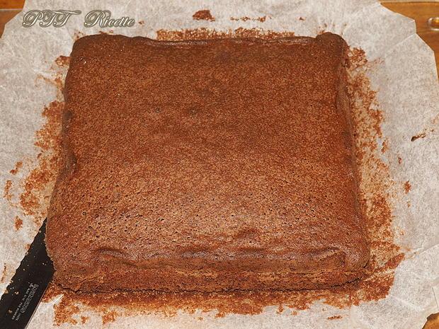 Torta al cacao senza glutine con marmellata 2
