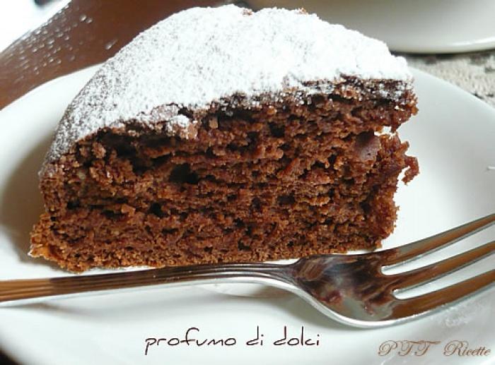 Ricetta Torta Yogurt Greco E Cioccolato.Torta Al Cioccolato E Yogurt Greco Ptt Ricette