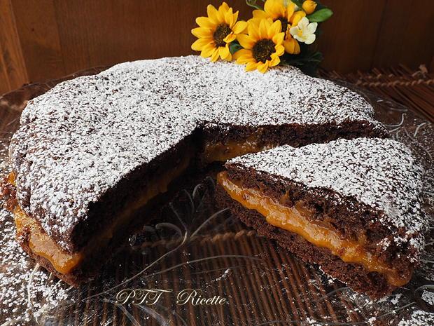 Torta all'acqua al cacao | Torta dietetica