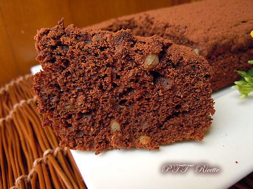 Torta all'acqua al cioccolato 2