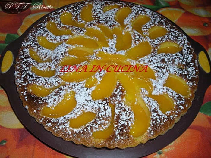 Torta alle pesche al microonde ricette microonde ptt for Microonde ricette