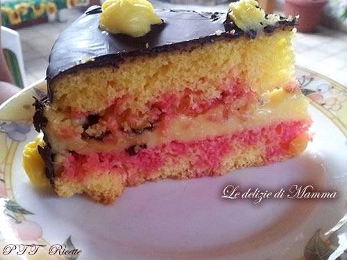 Torta cioccolatosa 1