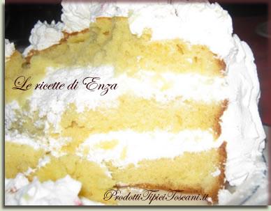 Torta con pan di spagna ricetta della torta con pan di - Glassa a specchio su pan di spagna ...