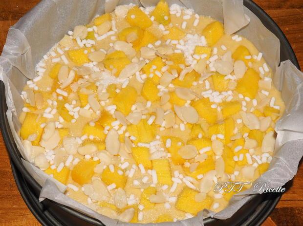 Torta di mango 5