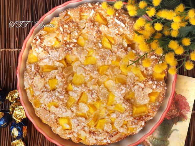 Torta di mango 6
