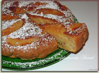 Torta di mele rovesciata gluten free 4