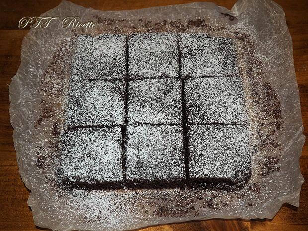Torta dietetica al cacao senza burro 4