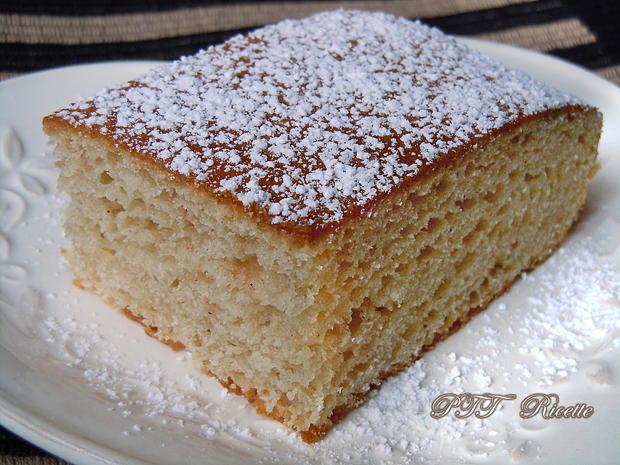 Torta dietetica Strega e cannella 1