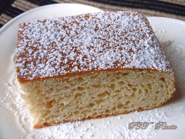 Torta dietetica Strega e cannella