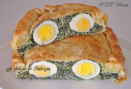 Torta Pasqualina veloce