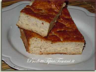 Torta putta - Ricetta toscana