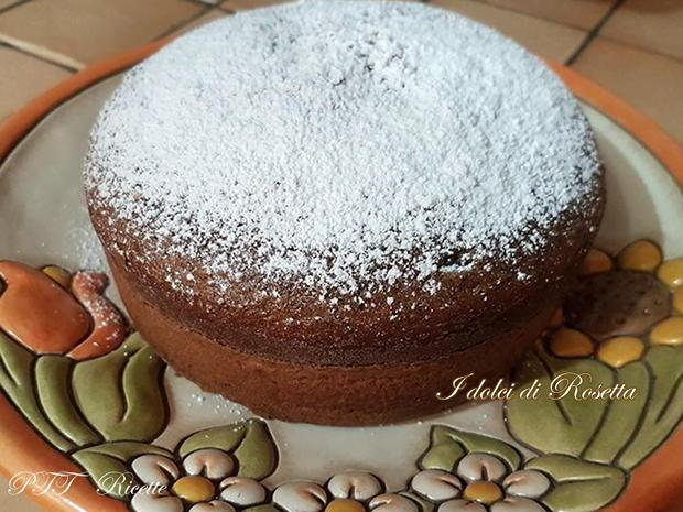 Torta soffice di castagne e cioccolato 2