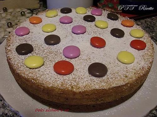 Torta Tre gusti, arancia, cacao, pistacchio 1