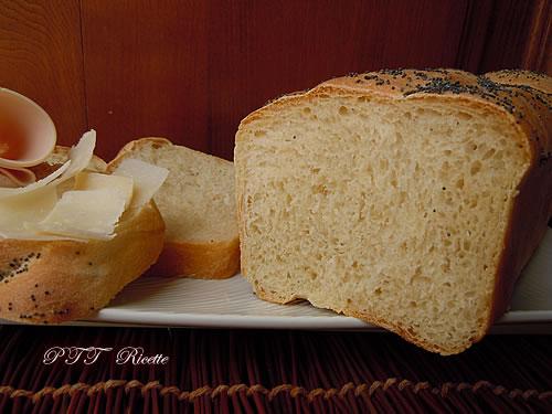 Treccia di pane in cassetta 9
