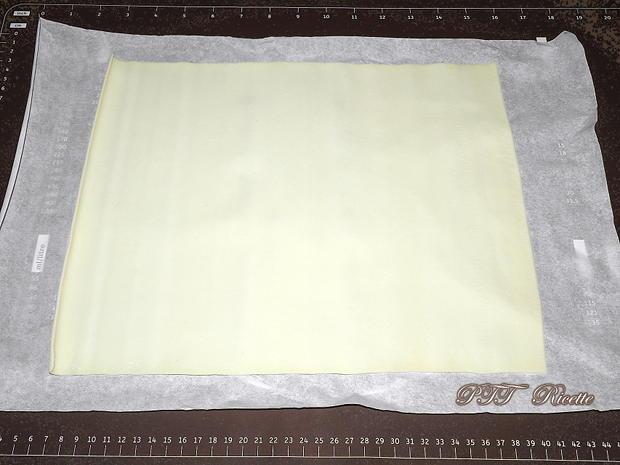 Ventaglietti di pasta sfoglia al pesto e provolone 1