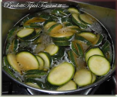Zucchine sott'olio 1