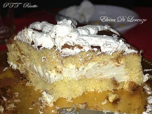 Zuccotto con crema al cioccolato bianco 1